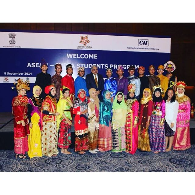 ASEAN - Indian Student Exchange Programme