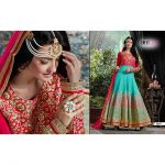 Pure Santoon dyed DUPATTA: Fashion of India
