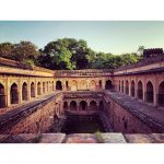 RAJON KI BAOLI, Mehrauli archeological park, India