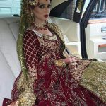 Wedding Dress of Indian Bride