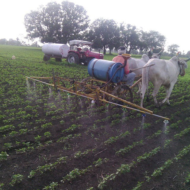 Farming Technology In India