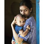 Mother Love To Baby :  India Shots