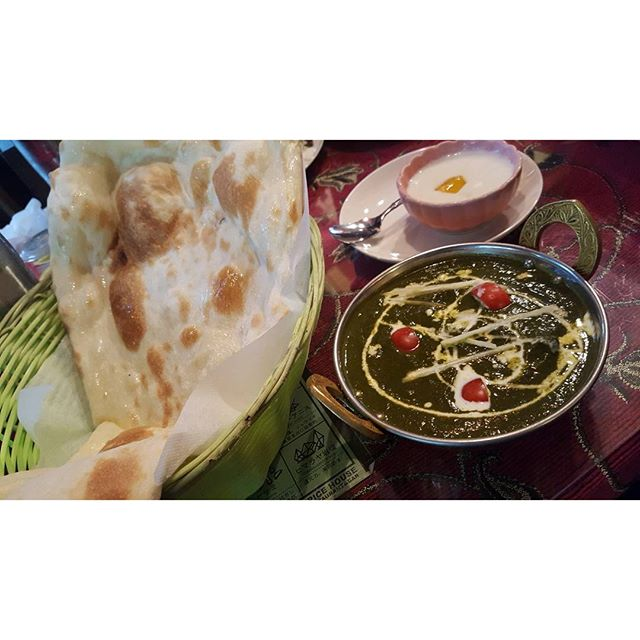 Yummy dishes of India