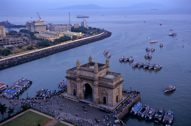 gateway-of-india-aerial-view