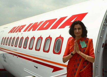 Direct Flights of Air India