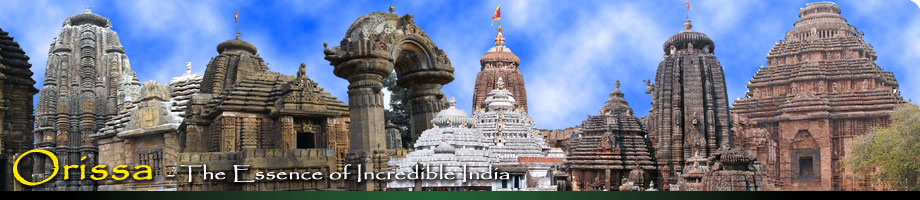 What attracts tourist to watch Odisha for tourism?