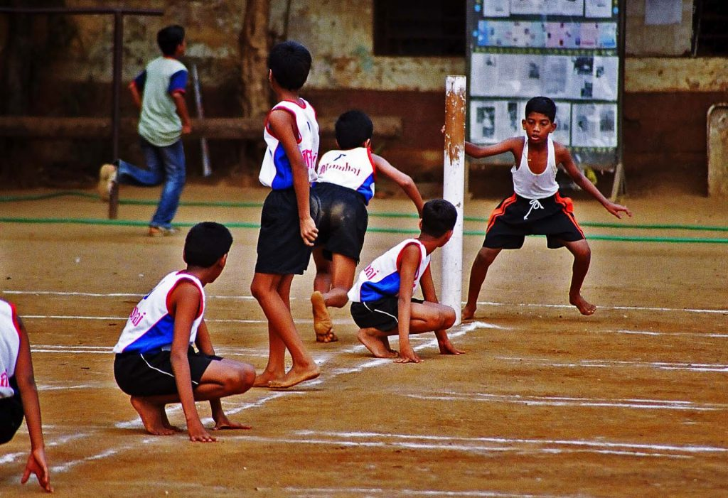 Kho-Kho, The Game of India