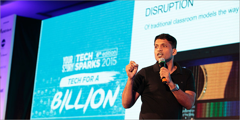 BYJU's Classes - A story of 2 lakh to 350 crore rupees