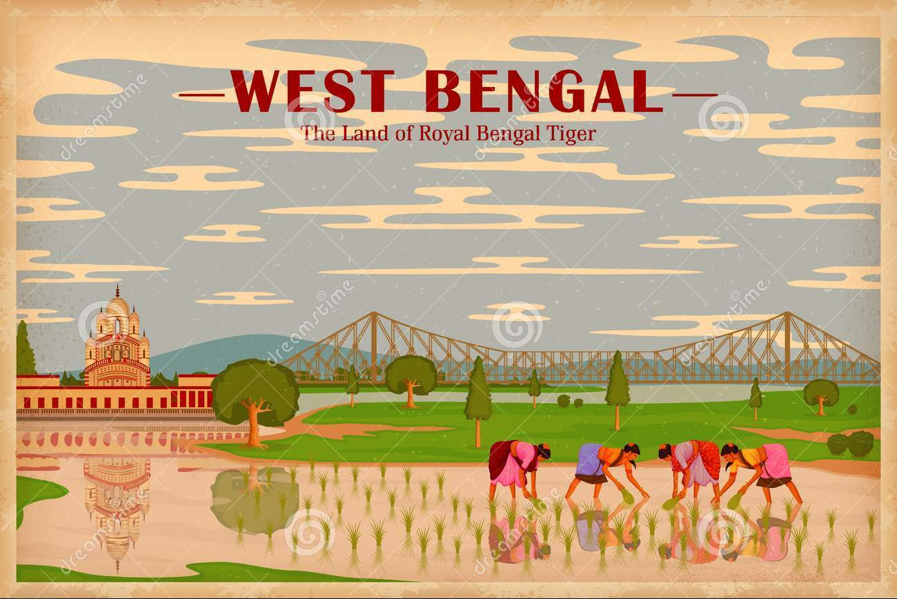 famous places of west bengal