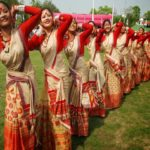 Southern and North-eastern parts of India culturally difference