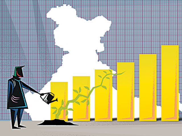 India Positive growth