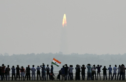 SPACE RECORD OF INDIA LAUNCHED 104 SATELLITES