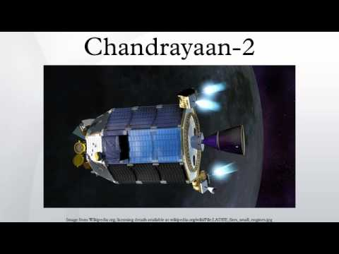 Chandrayaan 2 ISRO Moon Mission