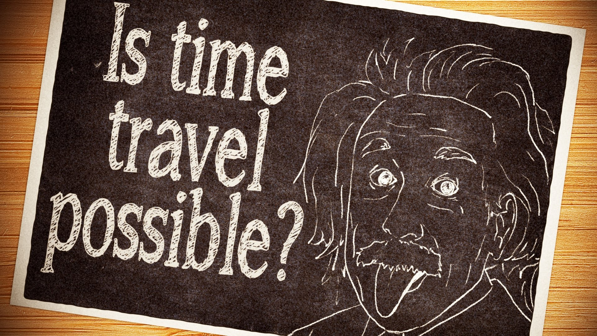 Is time travel possible in India