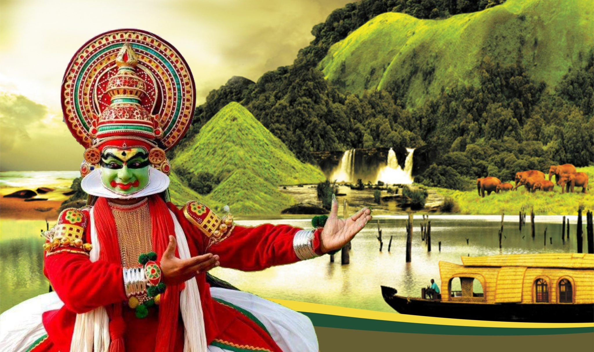 Kerala Tourism Culture of India state of india