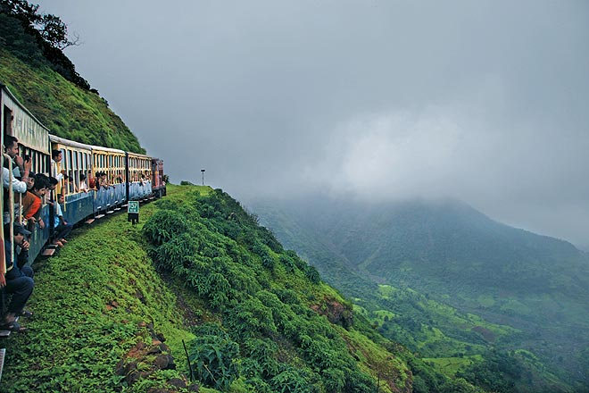 Matheran train travel