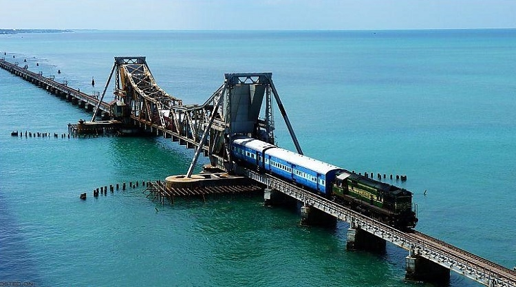 Railways of Rameshwaram