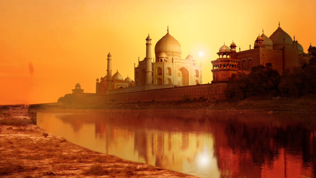 Taj_Mahal India budget Travel