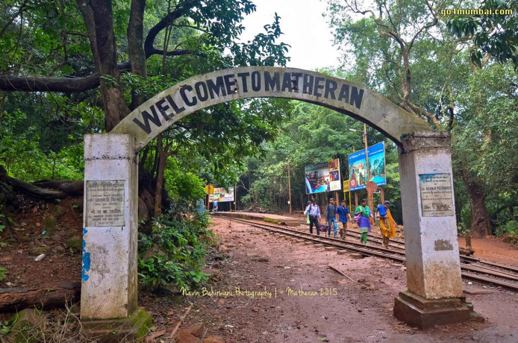 Welcome to Matheran