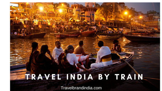 Best places to travel India by train