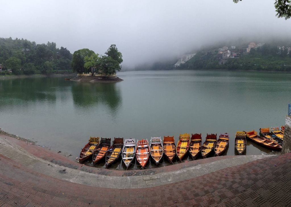 Bhimtal - lake of hope