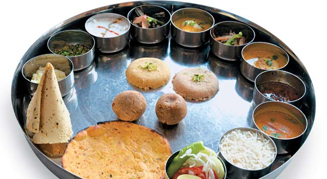 Fooding of Rajasthan