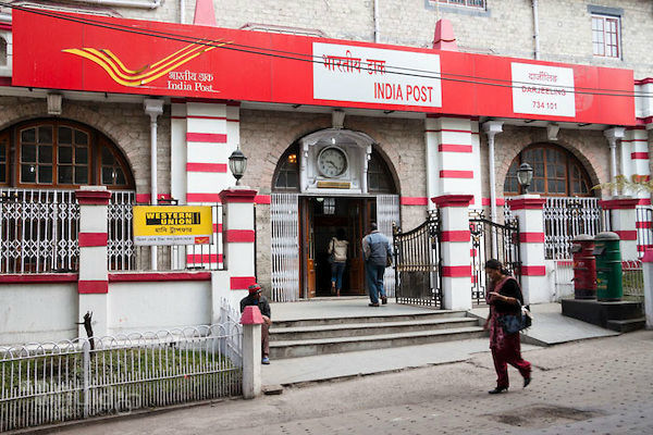 Indian post office timings