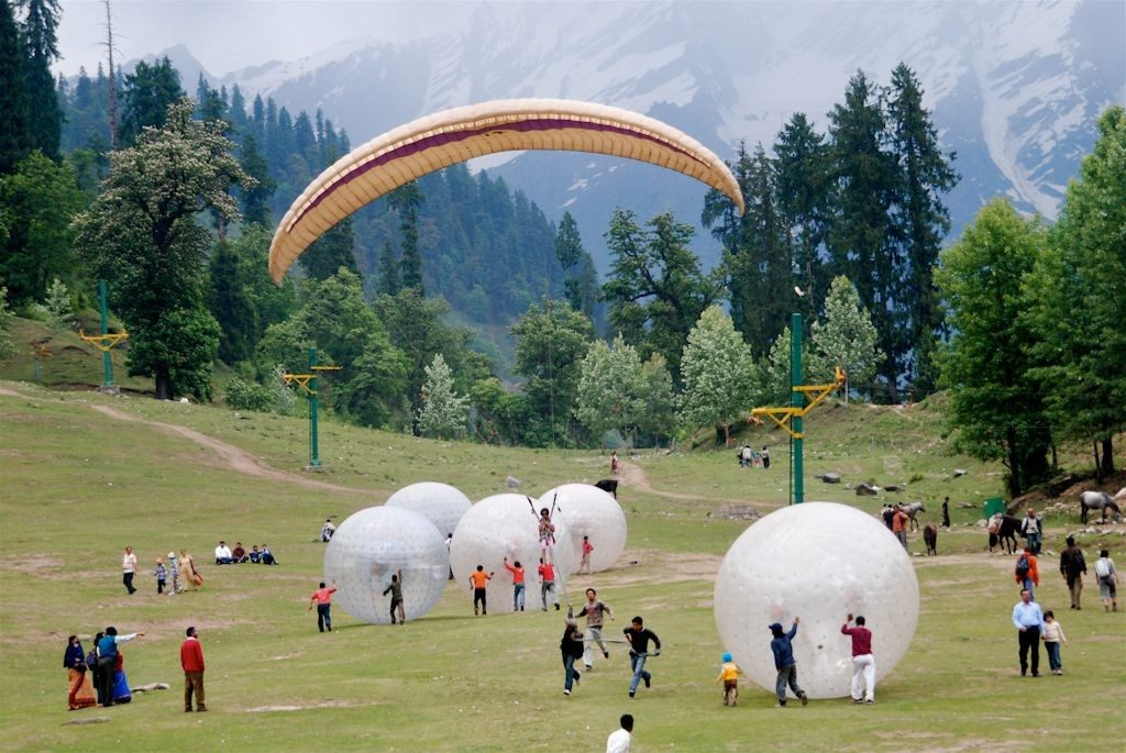 Kullu Manali Places to Visit