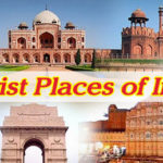 Best famous tourist places in India