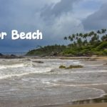 Vagator beach of Goa – Travel and tourism destination