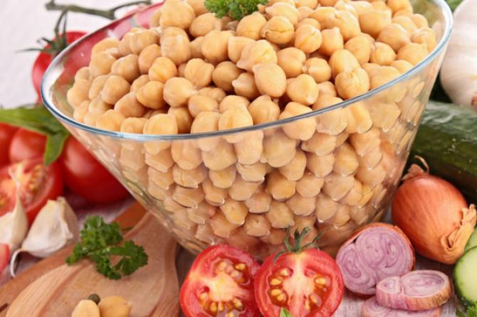 Aloo Chana for fit and flat belly weight loss health