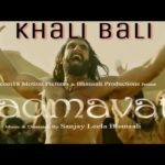 KhaliBali Padmavati song broken the record of searches