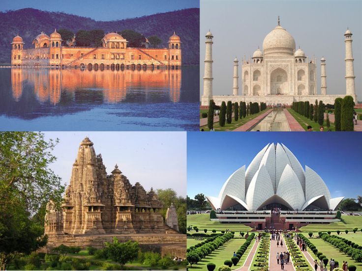 Most popular destinations of India for cultural tour