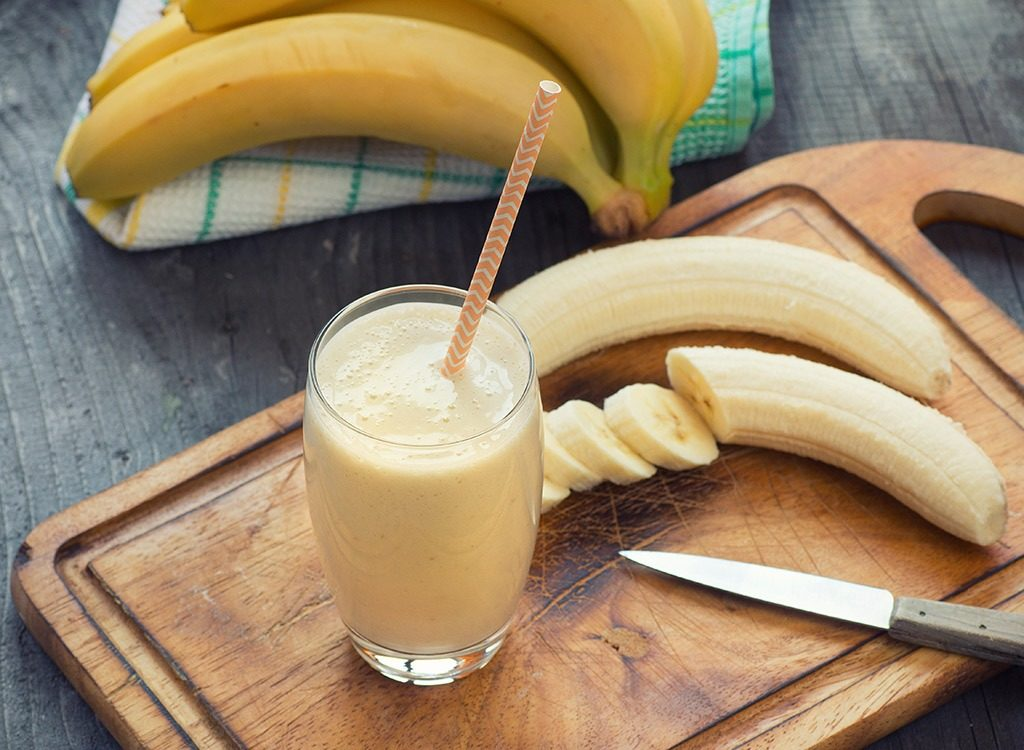 banana diet for fit and flat belly weight loss health