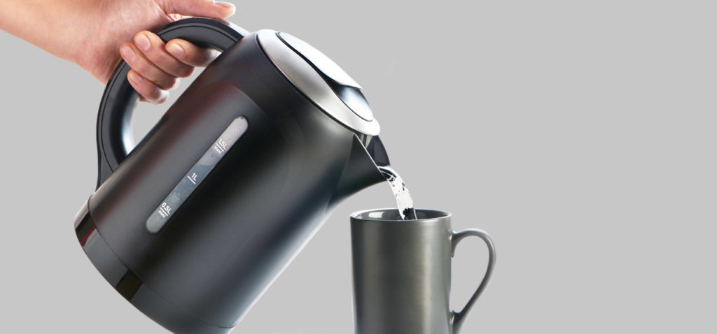hot water drinking