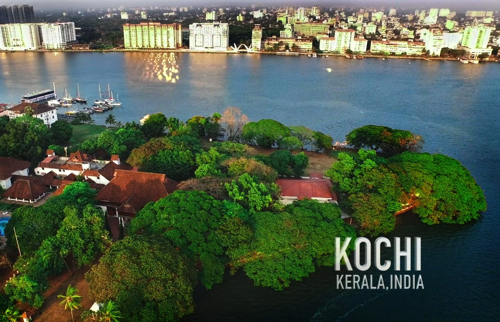 kochi India Images - TravelBrandIndia