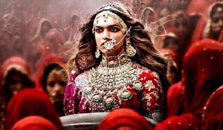 padmawati compare & review movie
