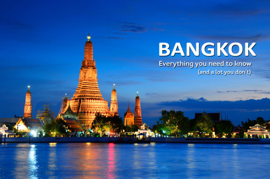 Bangkok Top 5 Cheapest Countries to travel from India