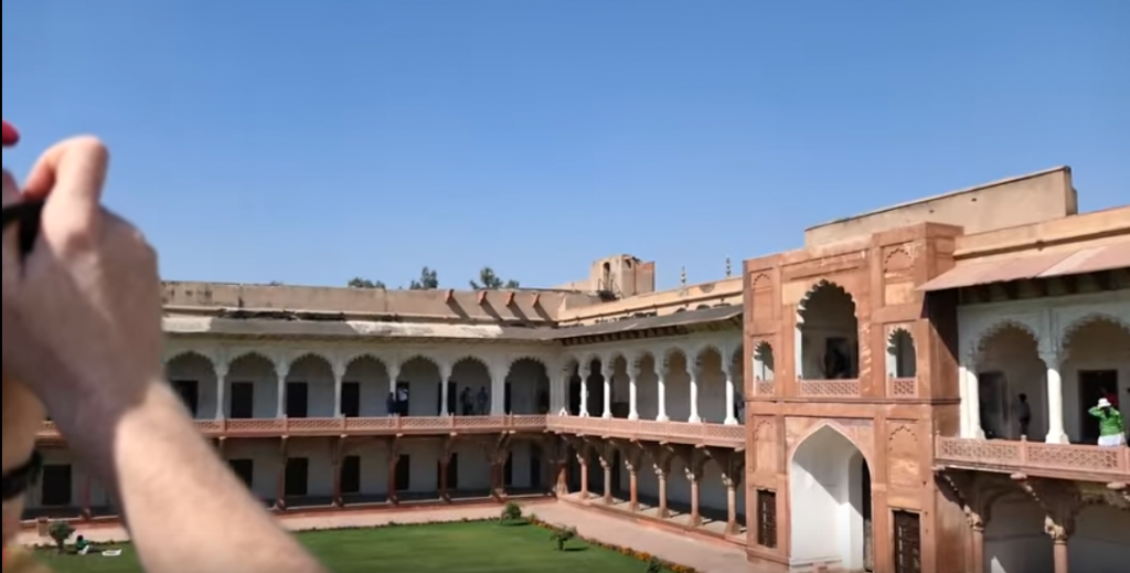 Panch Mahal, Fatehpur Sikri of Agra india travel packages destinations