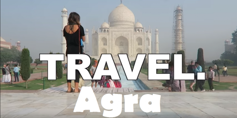 Travel Agra Visiting places with travelbrandindia destination locations with google maps