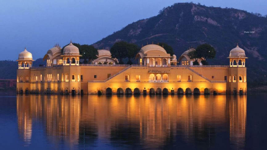 flights to jaipur images