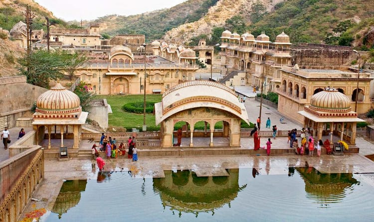 jaipur map fort swimming pool images
