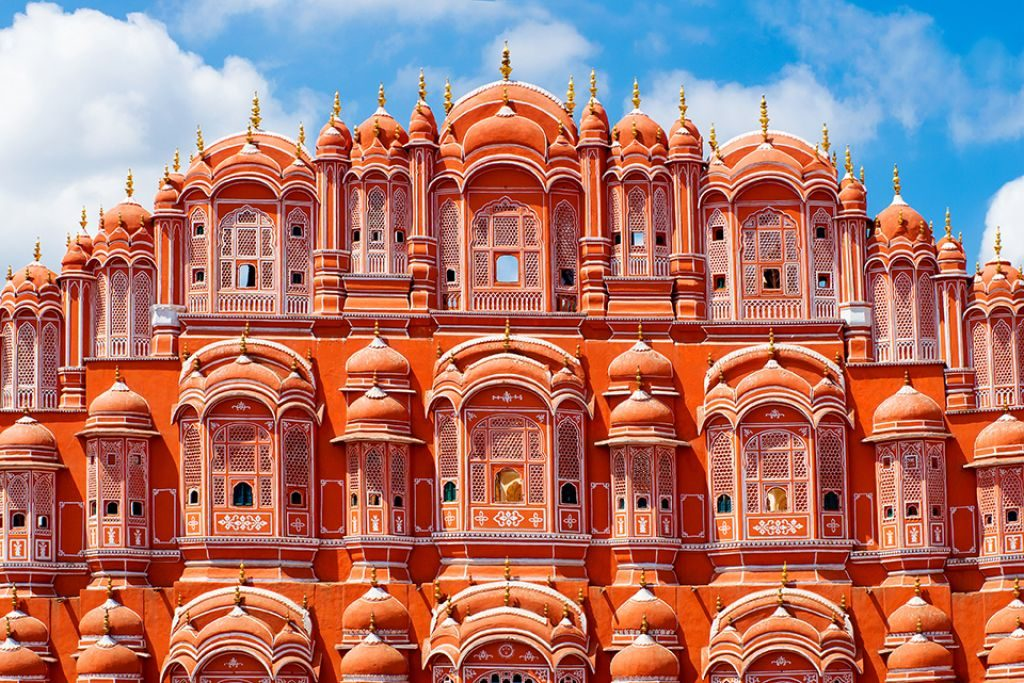 jaipur pink city wallpaper