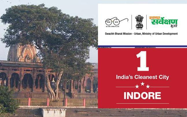 Swachh Bharat Abhiyan Indore Cleanest City
