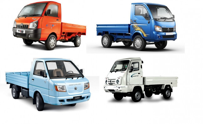Ashok Leyland, Tata Motors and Mahindra