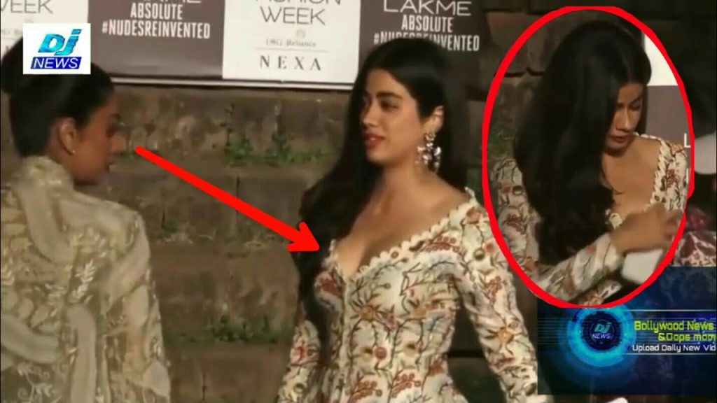Janhvi Kapoor boobs shridevi