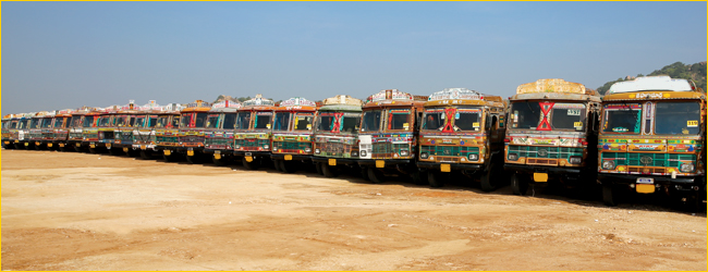 transportation medium in India