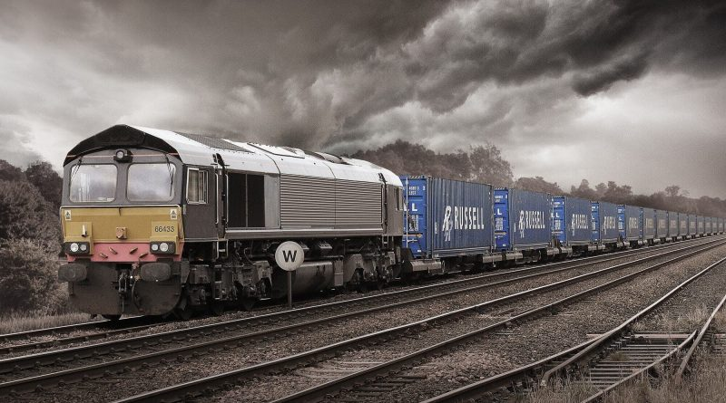 Indian-freight-train