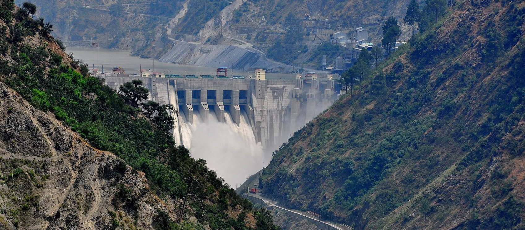 Dams in India