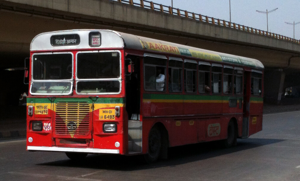 bus services of India